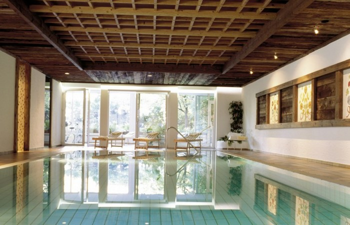 Hotel Sittnerhof **** Indoor swimming pool