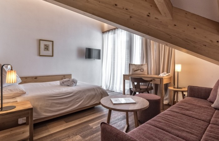 Sporthotel Tyrol Dolomites Comfort Single room
