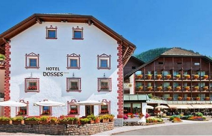 Vitalpina Hotel Dosses **** 4 Vitalpina Hotel Dosses