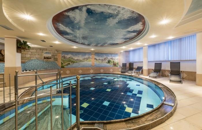 Hotel Senoner *** Schwimmbad