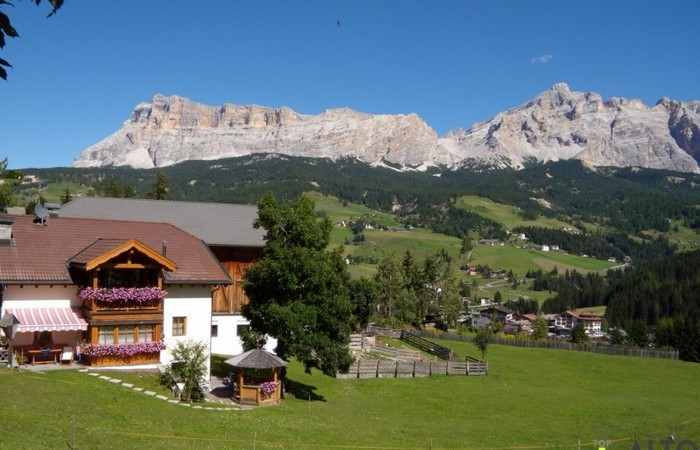 Photo Gallery South Tyrol La Villa in Alta Badia