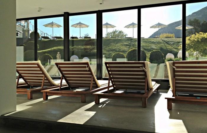 Alpines Wellnesshotel Tyrol **** Area Relax