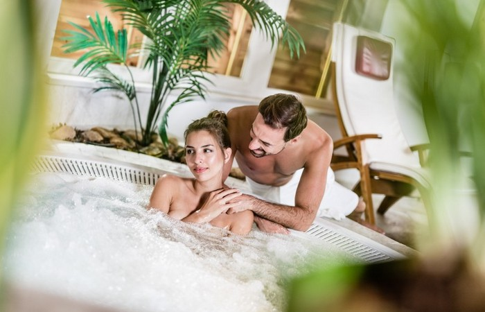 Hotel Zum Engel **** Whirlpool