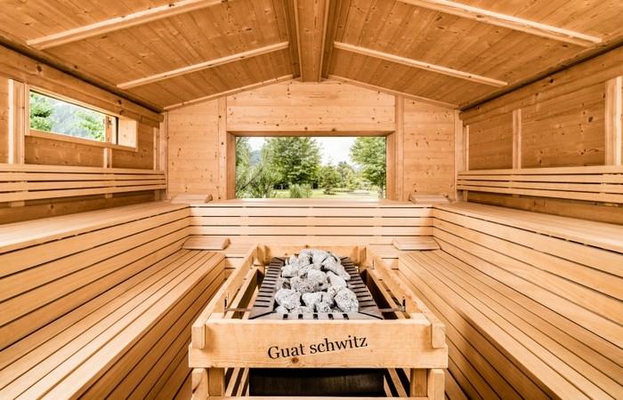 Hotel Zum Engel **** Sauna finlandese