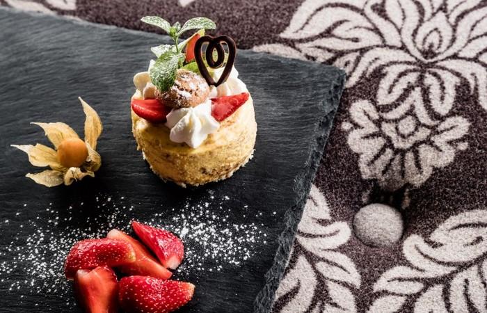 Hotel Zum Engel **** Dessert