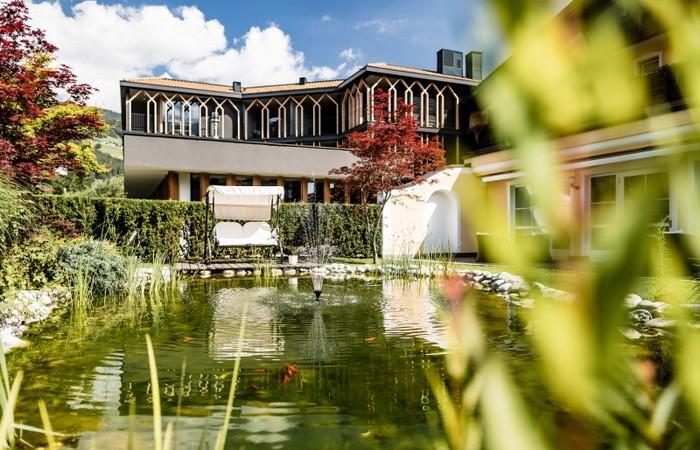 Hotel Zum Engel **** Parco