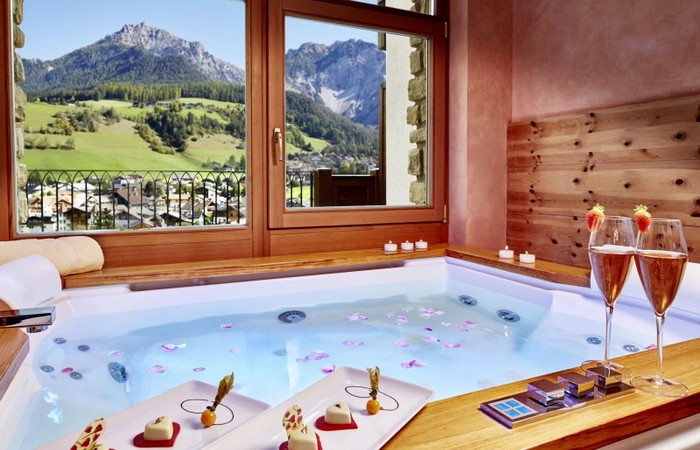 Hotel Excelsior ****s  SPA for couples