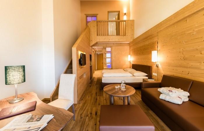 Alpin Hotel Masl **** Camera famigliare Natura