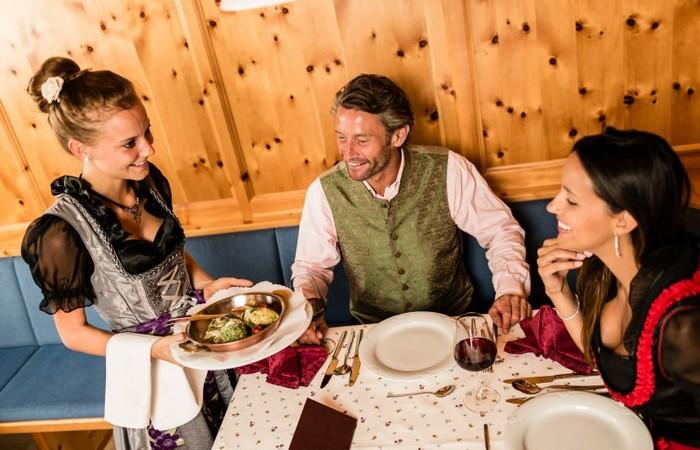 Alpin Hotel Masl **** Restaurant