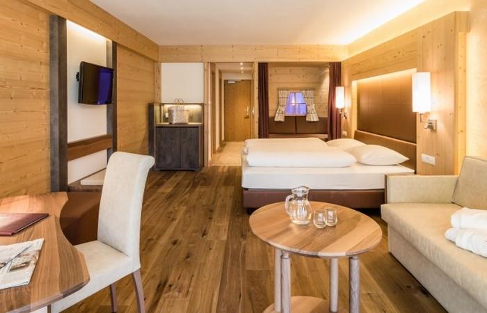 Alpin Hotel Masl **** Suite Garden