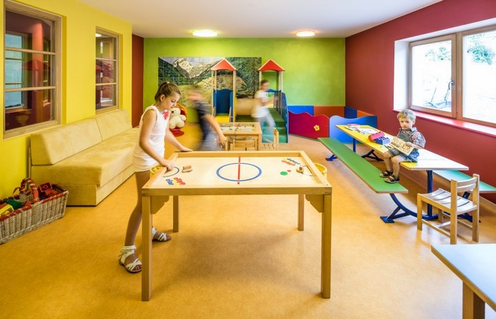 Alpin Hotel Masl ****S Playroom