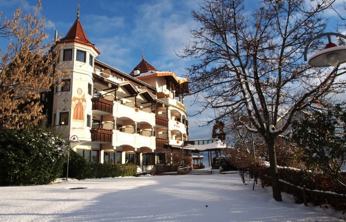 Granpanorama Hotel StephansHof **** Winter