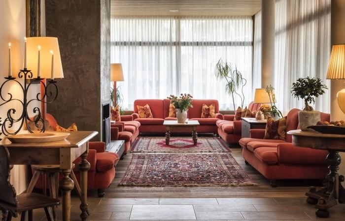 Sporthotel Tyrol **** Hall dell'albergo