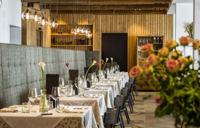Sporthotel Tyrol **** Dining room