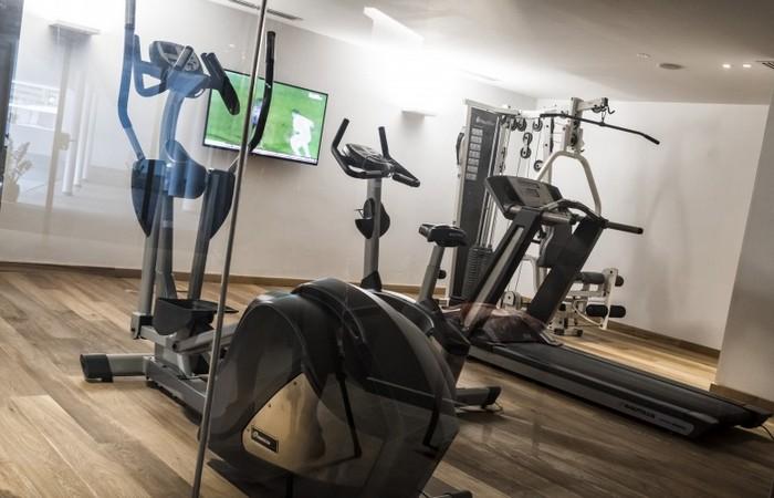 Sporthotel Tyrol **** Fitnessraum