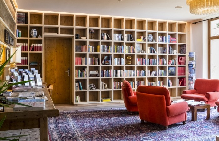 Sporthotel Tyrol **** Biblioteca
