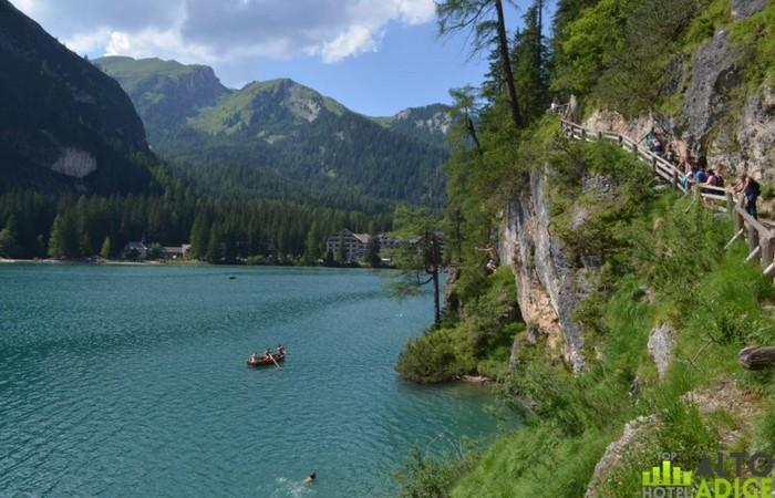 Galleria Fotografica Alto Adige Lago di Braies