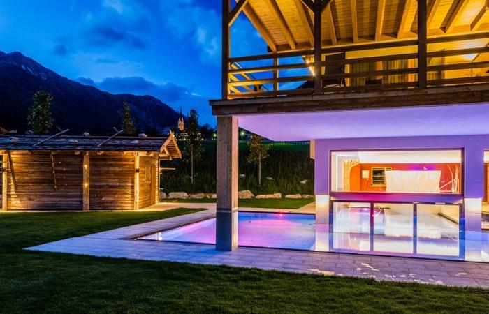 Alpin Hotel Masl **** Pool & Sauna