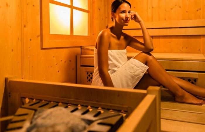 Alpin Hotel Masl **** Sauna