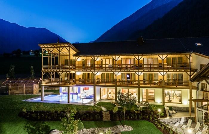 Alpin Hotel Masl ****S Alpine Wellness Hotel Masl
