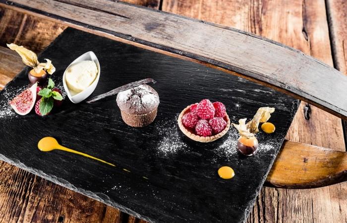 Alpin Hotel Masl **** Dessert