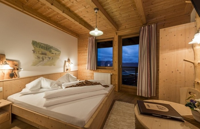 Ferienhütte Rossalm Hotel Rossalm, Plose