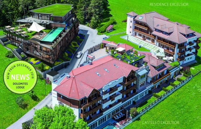 Hotel Excelsior ****s Dolomites Lodge